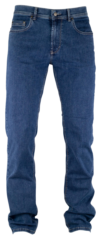 Pioneer Rando Megaflex stone middle blue 1680 9870 05   Freizeit Jeans    Nach Anlass   Männer Jeans   Jeans-Manufaktur