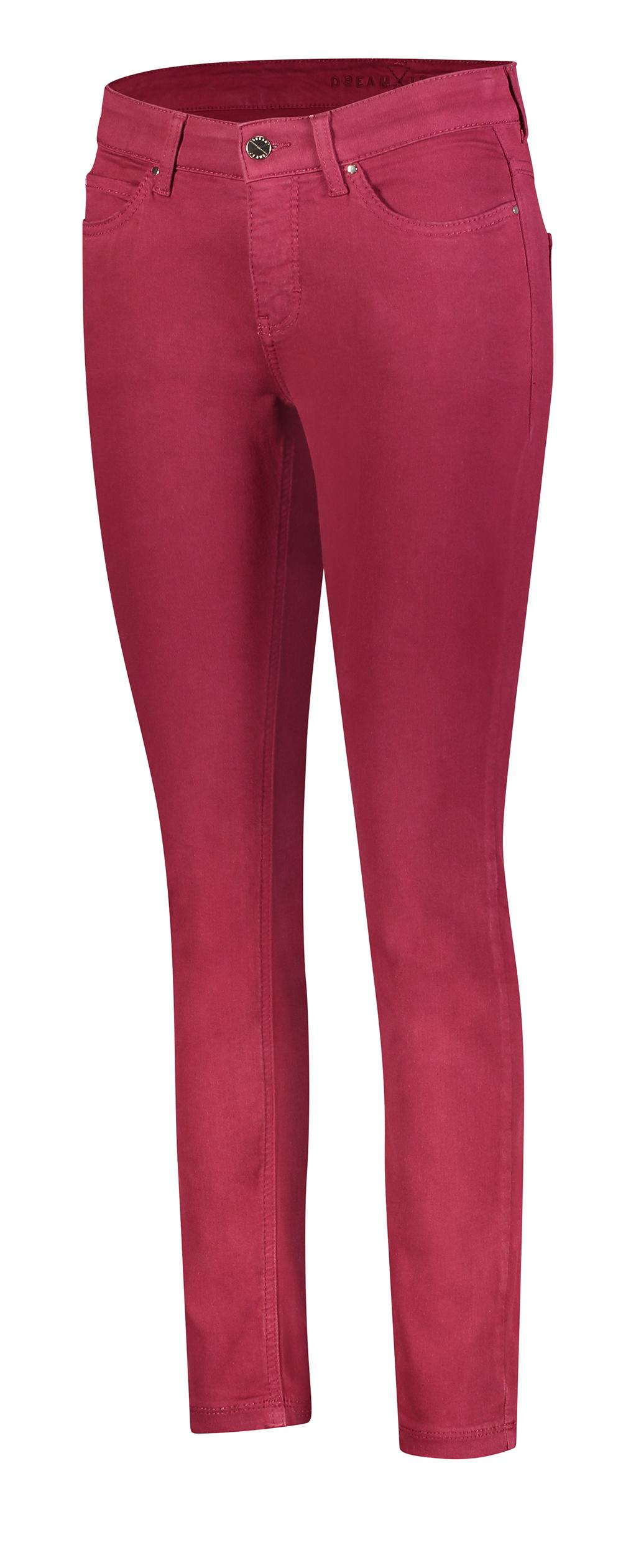 MAC Dream Skinny Rubis Red Femmes Jean Stretch 5402-00-0355l-458r