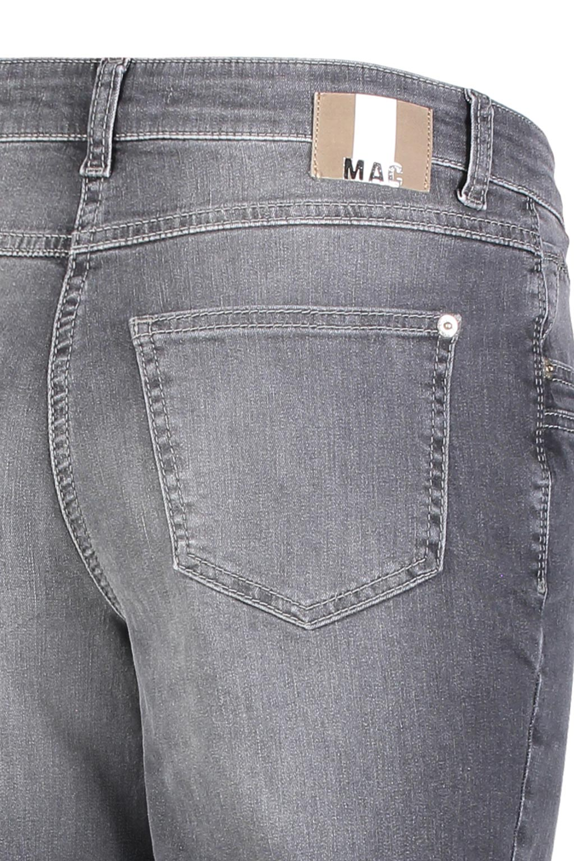 MAC MELANIE dark grey authentic used Damen Five Pocket Denim 5008-90-0380L D918