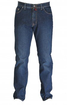 Pierre Cardin DEAUVILLE dark indigo used 3196 7170.07 - Jeans-Manufaktur Edition