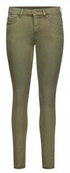 MAC DREAM SKINNY military green 5402-00-0355L-348W